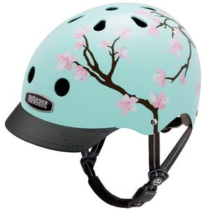 Nutcase Street Helm Cherry Blossoms...
