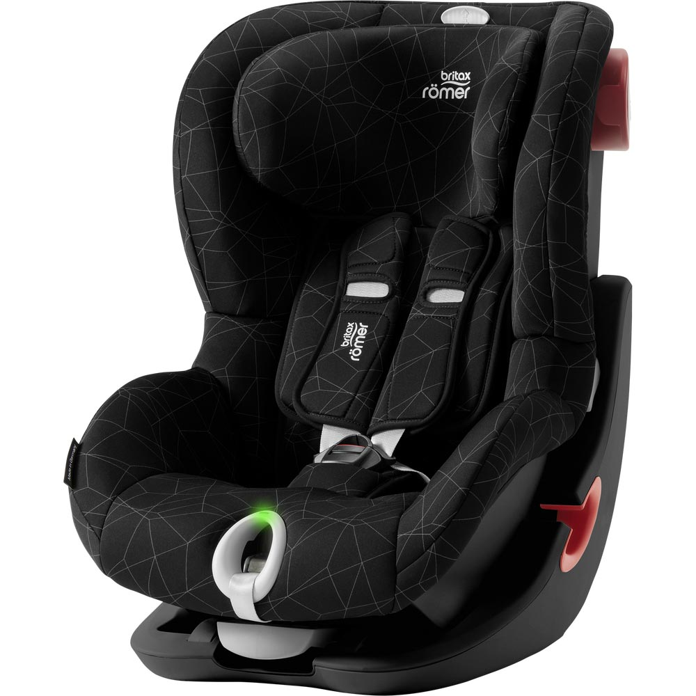 britax r mer king ii ls child car seat. Black Bedroom Furniture Sets. Home Design Ideas