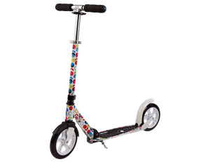 Micro Scooter White Floral Roller SA0052...
