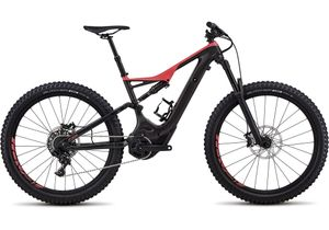 Specialized Men's Turbo Levo FSR Comp Carbon 6Fattie E-Bike 2018 – Bild 3