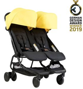 Mountain Buggy Nano Duo 2019