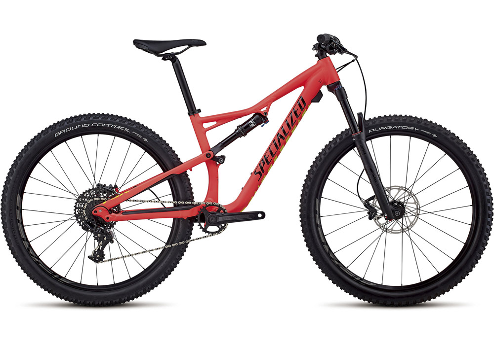 Specialized Women's Camber Comp 27,5 2018 – Bild