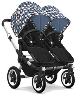 Bugaboo Donkey 2 Twin Signature Collection – Bild 16