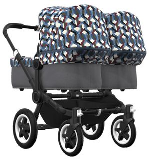 Bugaboo Donkey 2 Twin Signature Collection – Bild 13
