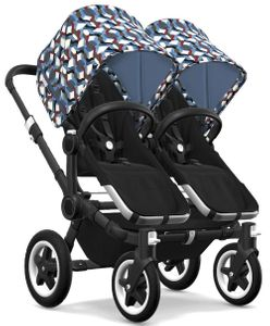 Bugaboo Donkey 2 Twin Signature Collection – Bild 18