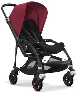 Bugaboo Bee5 Kinderwagen Core Collection Gestell Schwarz – Bild 6