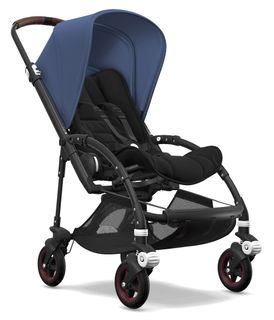 Bugaboo Bee5 Kinderwagen Core Collection Gestell Schwarz – Bild 15