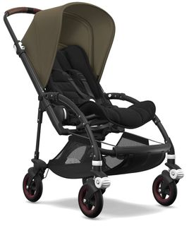 Bugaboo Bee5 Kinderwagen Core Collection Gestell Schwarz – Bild 17