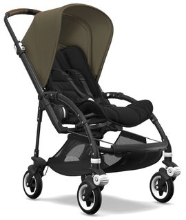Bugaboo Bee5 Kinderwagen Core Collection Gestell Schwarz – Bild 16
