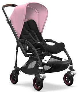 Bugaboo Bee5 Kinderwagen Core Collection Gestell Schwarz – Bild 23