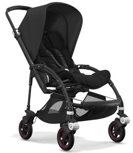 Bugaboo Bee5 Kinderwagen Core Collection Gestell Schwarz – Bild 2