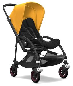Bugaboo Bee5 Kinderwagen Core Collection Gestell Schwarz – Bild 11