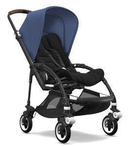 Bugaboo Bee5 Kinderwagen Core Collection Gestell Schwarz – Bild 14