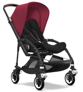 Bugaboo Bee5 Kinderwagen Core Collection Gestell Schwarz – Bild 18