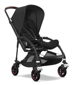 Bugaboo Bee5 Kinderwagen Core Collection Gestell Schwarz – Bild 21