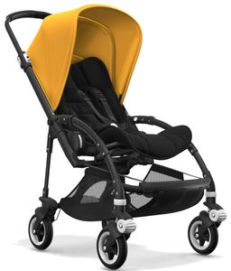 Bugaboo Bee5 Kinderwagen Core Collection Gestell Schwarz – Bild 10