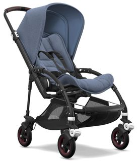 Bugaboo Bee5 Kinderwagen Premium Collection Gestell Schwarz – Bild 3