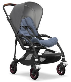 Bugaboo Bee5 Kinderwagen Premium Collection Gestell Schwarz – Bild 9