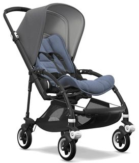 Bugaboo Bee5 Kinderwagen Premium Collection Gestell Schwarz – Bild 12