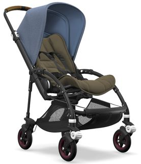 Bugaboo Bee5 Kinderwagen Premium Collection Gestell Schwarz – Bild 19