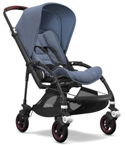 Bugaboo Bee5 Kinderwagen Premium Collection Gestell Schwarz 001