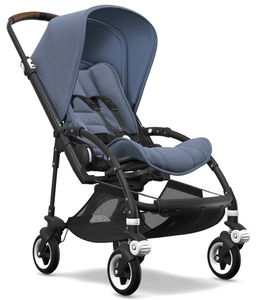 Bugaboo Bee5 Kinderwagen Premium Collection Gestell Schwarz – Bild 2