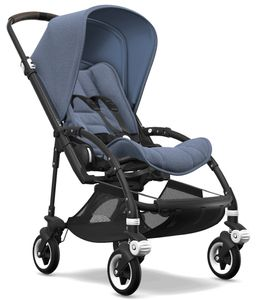 Bugaboo Bee5 Kinderwagen Premium Collection Gestell Schwarz – Bild 4