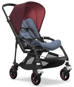 Bugaboo Bee5 Kinderwagen Premium Collection Gestell Schwarz – Bild 17