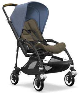 Bugaboo Bee5 Kinderwagen Premium Collection Gestell Schwarz – Bild 20