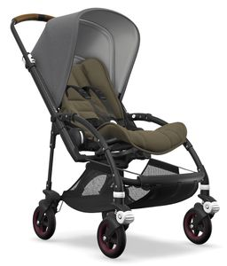 Bugaboo Bee5 Kinderwagen Premium Collection Gestell Schwarz – Bild 25