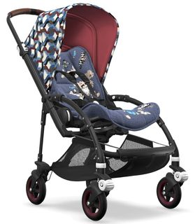 Bugaboo Bee5 Kinderwagen Signature Collection Gestell Alu – Bild 7