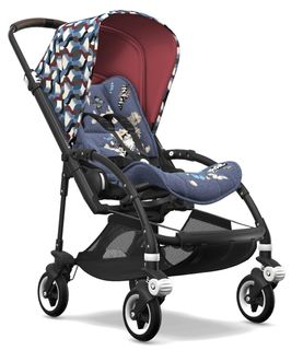 Bugaboo Bee5 Kinderwagen Signature Collection Gestell Alu – Bild 12