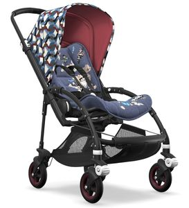 Bugaboo Bee5 Kinderwagen Signature Collection Gestell Alu – Bild 9