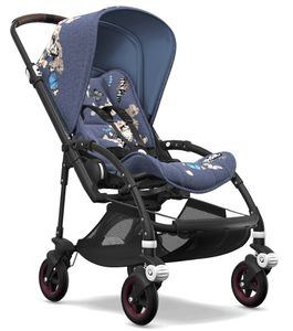 Bugaboo Bee5 Kinderwagen Signature Collection Gestell Alu – Bild 5