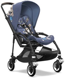 Bugaboo Bee5 Kinderwagen Signature Collection Gestell Alu – Bild 6