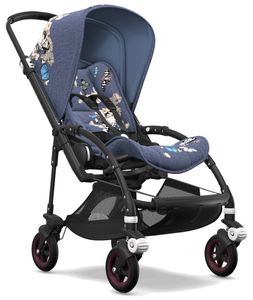 Bugaboo Bee5 Kinderwagen Signature Collection Gestell Alu – Bild 3
