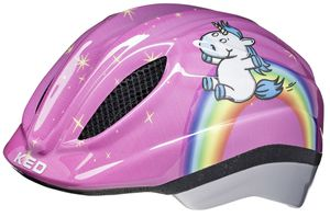Ked Meggy Originals Unicorn Kinderfahrradhelm 2018 001