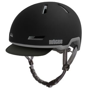 Nutcase Tracer Midnight Black Matte MIPS Fahrradhelm E-Bike 001