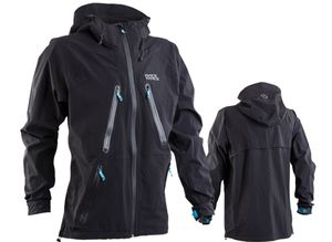 Race Face Agent Jacket in Black