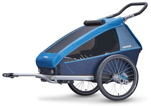 Croozer Kid Plus for 2 kids bike trailer...