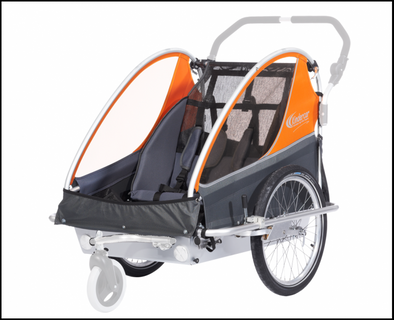 Kindercar Twin Sport Safe – Bild 1