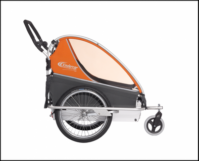 Kindercar Twin Sport Safe All-Inclusive – Bild 1