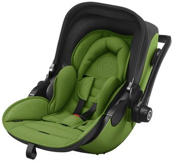 Kiddy Evoluna i-Size 2 2018 Babyschale inkl. Isofix-Station – Bild 6