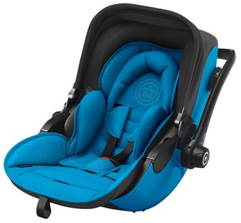 Kiddy Evoluna i-Size 2 2018 Babyschale inkl. Isofix-Station – Bild 1