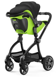 Kiddy Evoluna i-Size 2 2018 Babyschale inkl. Isofix-Station – Bild 13