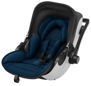 Kiddy Evoluna i-Size 2 2018 Babyschale inkl. Isofix-Station – Bild 2