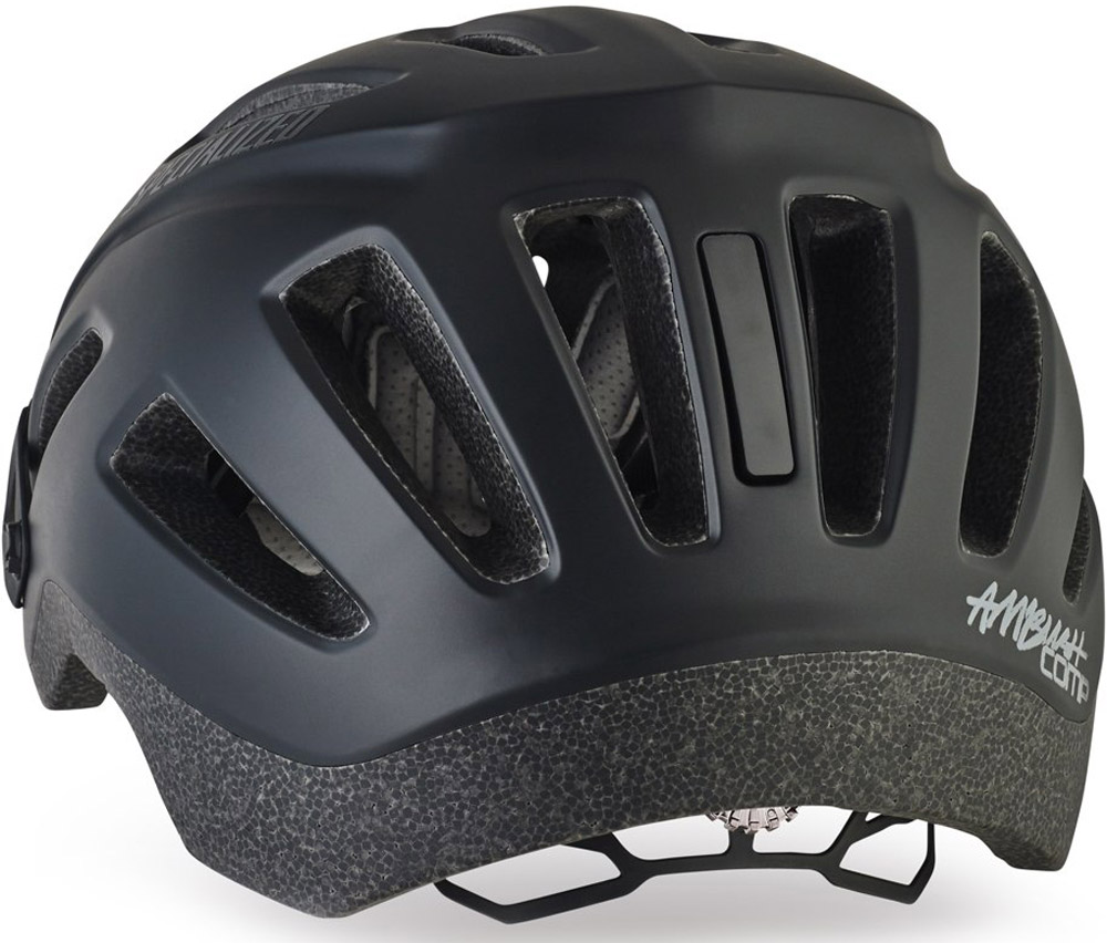 more photos wholesale big discount Specialized Ambush Comp Helmet in Black Logo