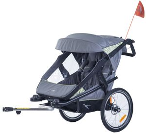 TFK Joggster Velo 2018 - pram & bicycle...