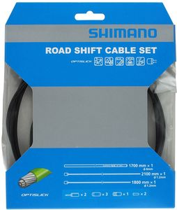 Shimano Schaltkabel-Set Optislik Road