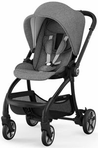 Kiddy Evostar Light 1 Grey Melange